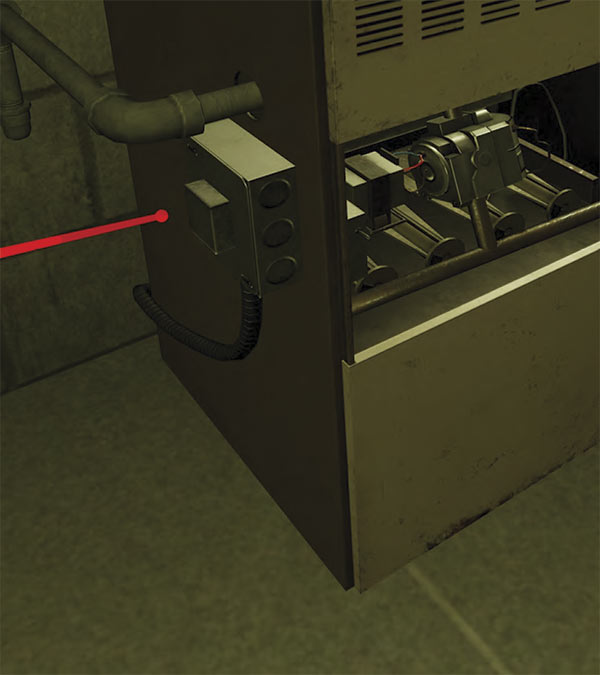 VR Appliance Inspection
