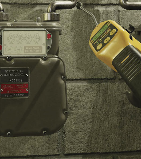 VR Inside Gas Meter Inspection