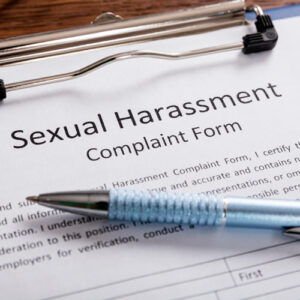 Sexual Harassment Training - Managers