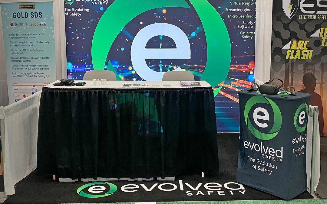ASSE Booth - Evolved Safety